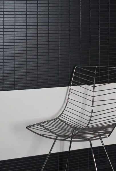 Carrelage Mosaïque KERION série BLACK AND WHITE