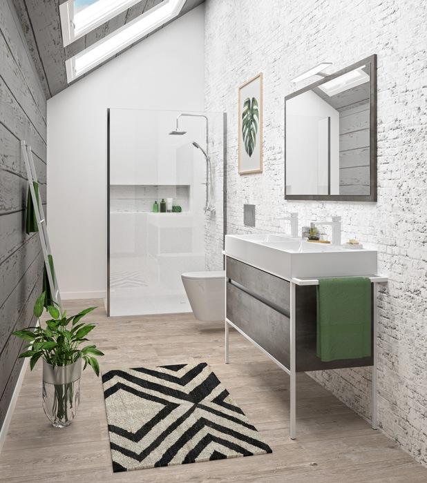 Meuble de salle de bain Cedam NEWPORT
